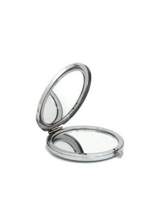 Косметичне кишенькове дзеркальце