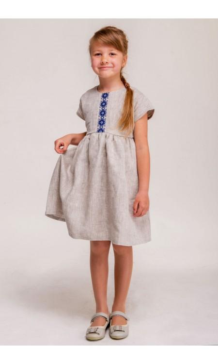 Сукня для дівчинки, з бантиком