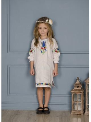 Сукня для дівчинки, Фіалка