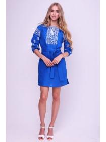 Чарівна лляна сукня
